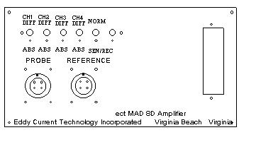 MAD 8D Amplifier